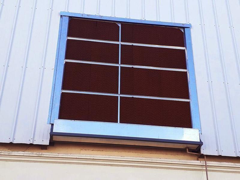 Climatizador de parede