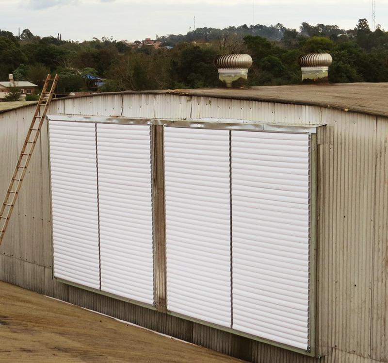 Exaustor industrial de parede preço