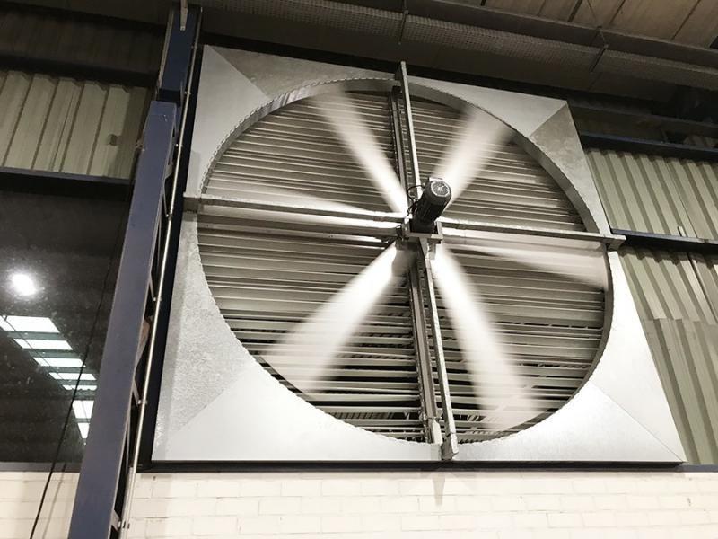 Insuflador de ar industrial preço